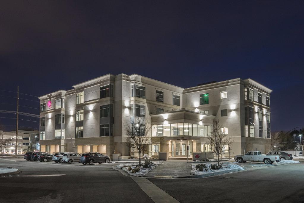 Evergreen Office Plaza